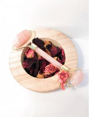 Rouleau Quartz Rose