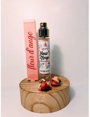 parfum de grasse : Eau de parfum voyage fleur d'Ange 15 ml - crémieu