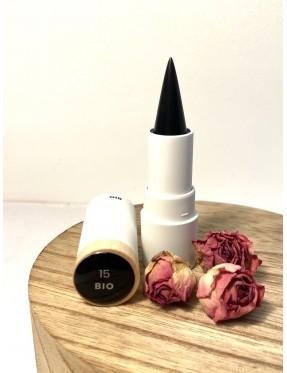 Khôl Kajal Noir - maquillage bio et naturel - Louloudya