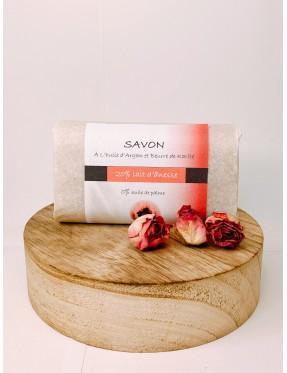 copy of Savon au lait...