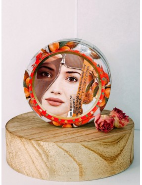 Masque Ghassoul à l'Huile d'Argan - louloudya crémieu france