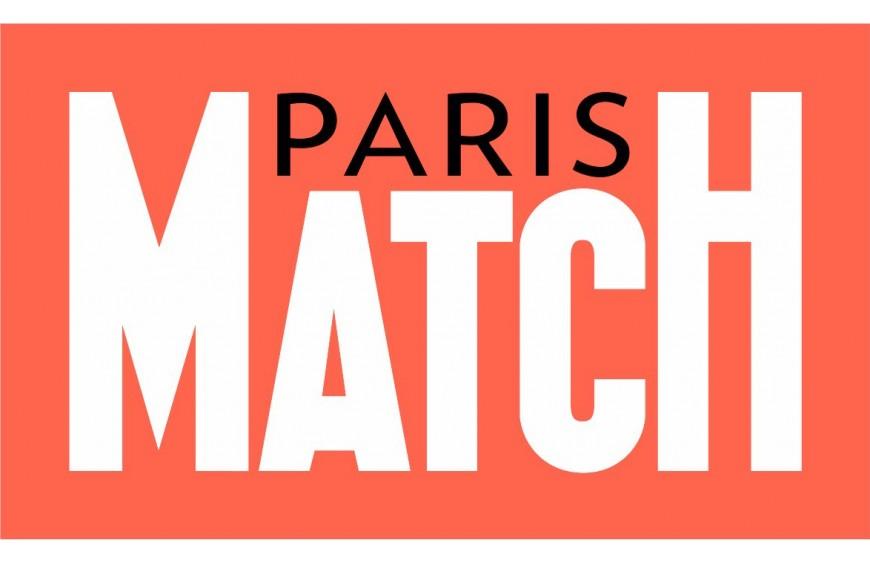 Loulouday dans Paris Match
