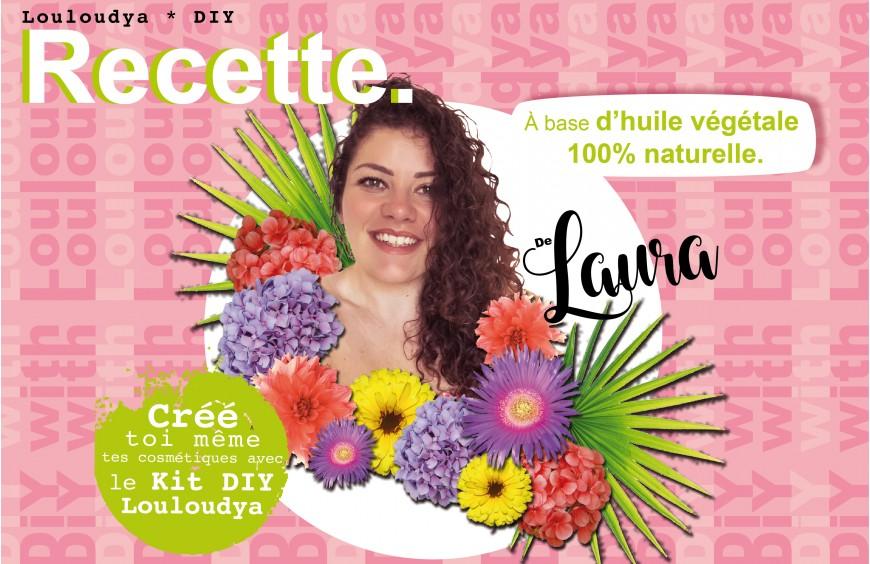 Les Recettes de Laura. DiY with Louloudya