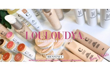 Make-Up Bio et Naturel chez Louloudya!
