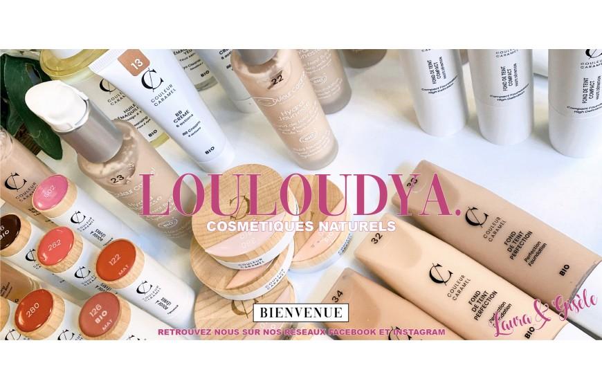 Make-Up Bio et Naturel chez Louloudya!